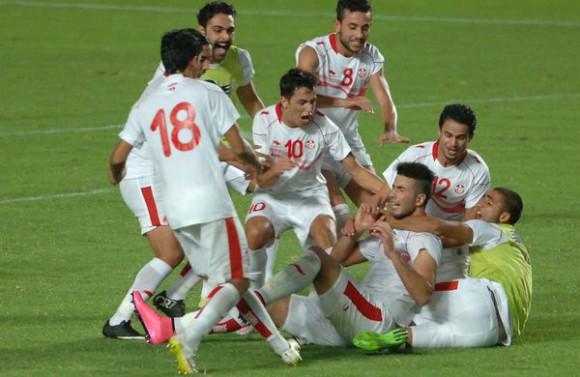 La Tunisie dans la Coupe d'Afrique des Nations U23