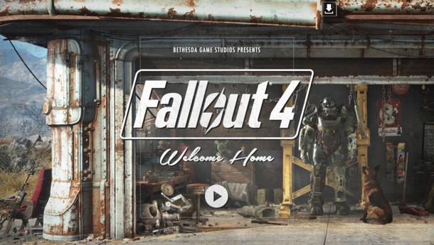 Le spectaculaire Fallout 4 enfin sur PS4 Xbox One et PC
