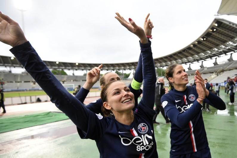 L'effervescence de la Ligue des Champions féminine