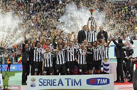 Les meilleures équipes de football de Serie A