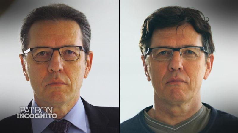 Patron incognito avec le président de Balladins ce 26 novembre sur M6