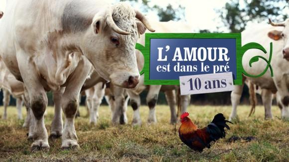 L'Amour est dans le pré les dix ans ce 4 janvier sur M6