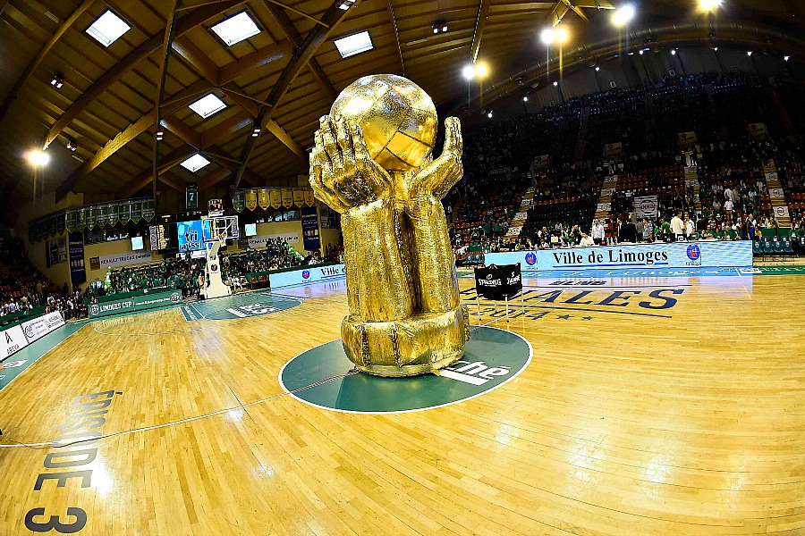Le championnat de Pro A de basket-ball en 2015