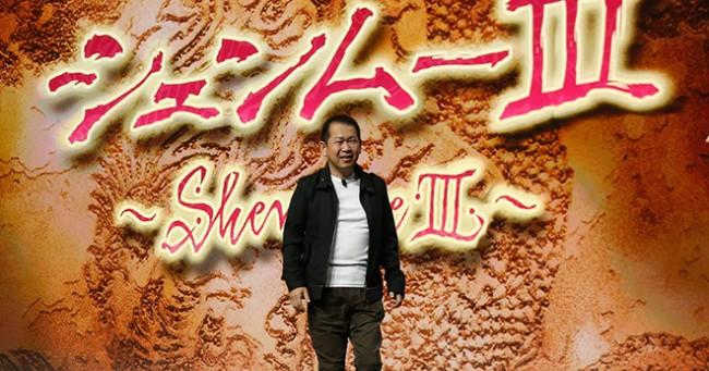 Les informations sur Shenmue 3 en 2015 avant sa sortie prévue en 2017
