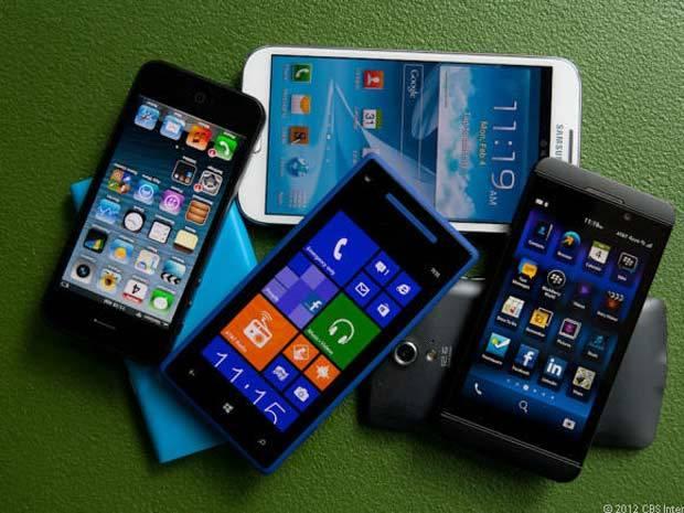 Un smartphone comme parfait cadeau de Noël