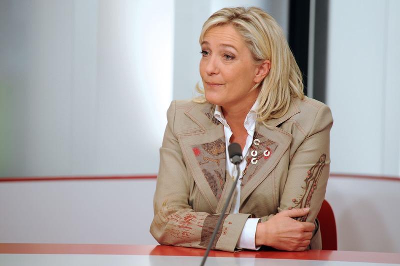 Envoyé Spécial sur Marine Le Pen ce 14 janvier sur France 2