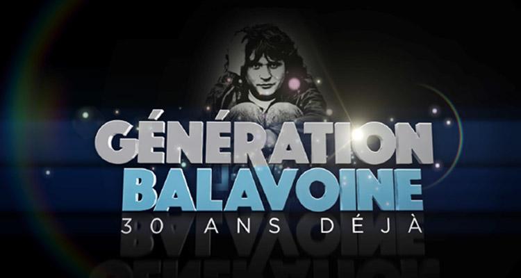 Génération Balavoine 30 ans déjà en direct sur TF1 ce 9 janvier