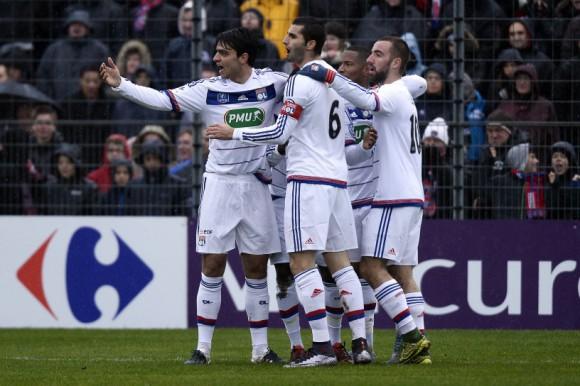 La Coupe de France 2015-2016 met en avant les équipes de Ligue 1