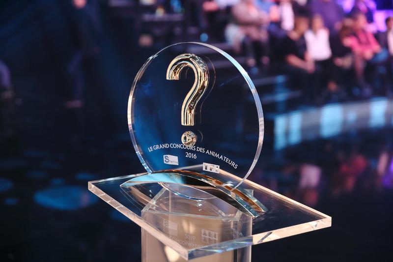 Le grand concours des animateurs ce 16 janvier sur TF1