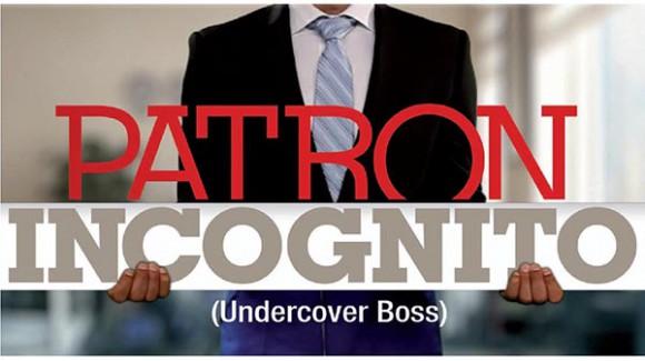 Patron Incognito sur l'entreprise Patacrêpe ce 20 janvier sur M6