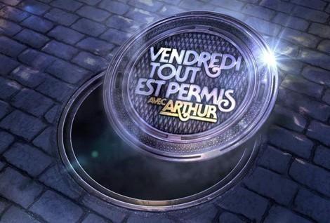 Vendredi tout est permis avec Arthur ce 5 février sur TF1