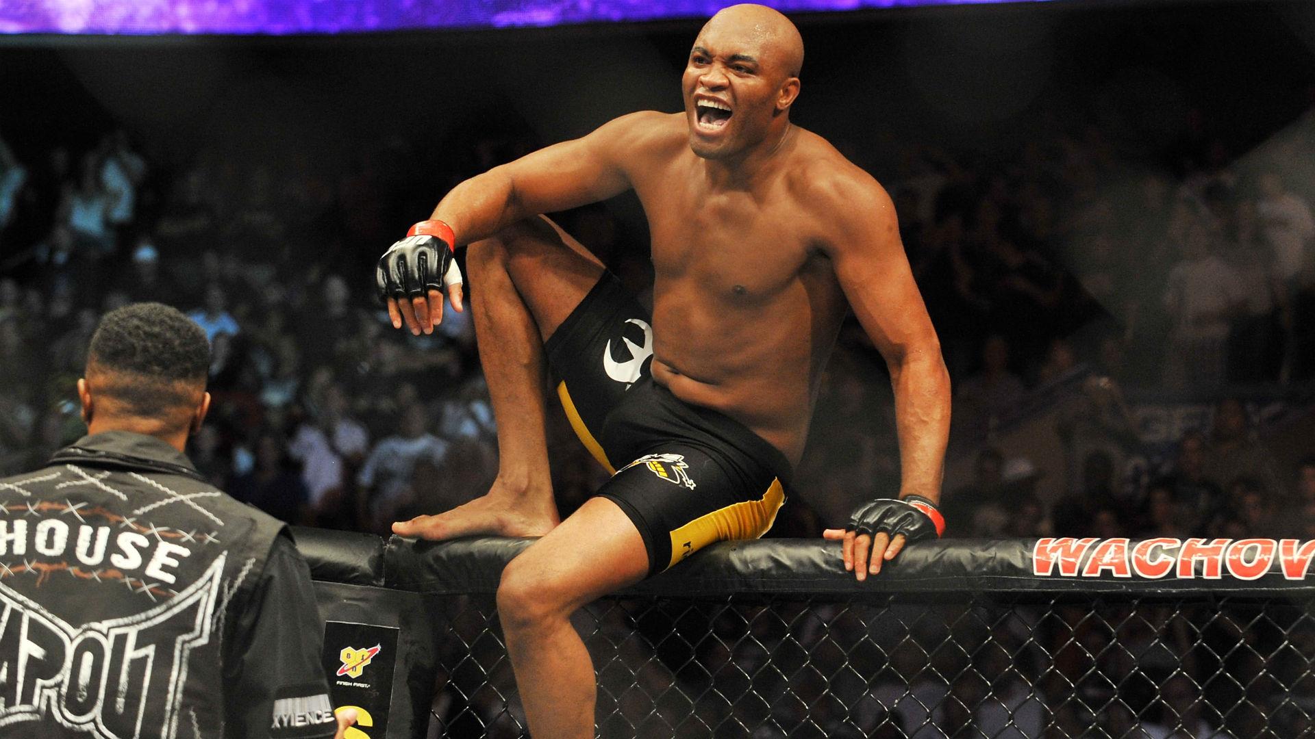 Anderson Silva aura marqué l'histoire des poids-moyens de l'UFC Fight Night