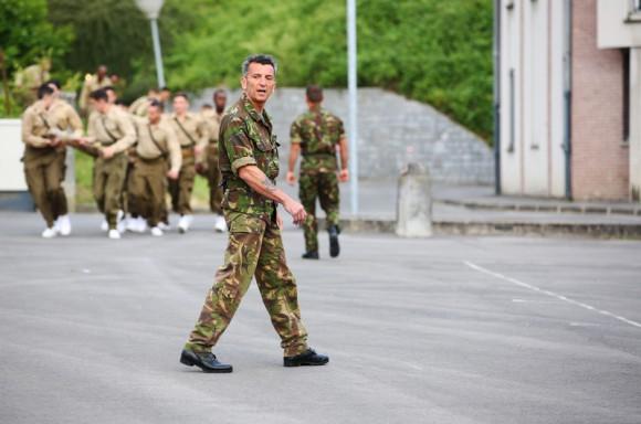 Le 3e épisode de Garde à vous retour au service militaire ce 1er mars sur M6