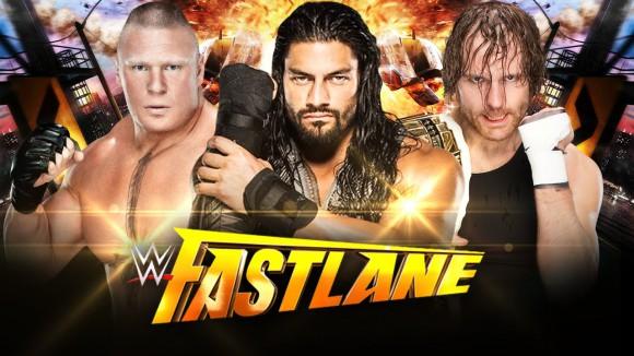Le PPV Fastlane 2016 de la WWE écrit l'histoire de Wrestlemania 32