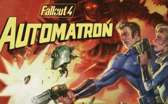 Fallout 4 présente Automatron le premier DLC du titre de Bethesda