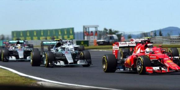 La saison 2016 de la F1 prend son envol avec l'habituel GP d'Australie