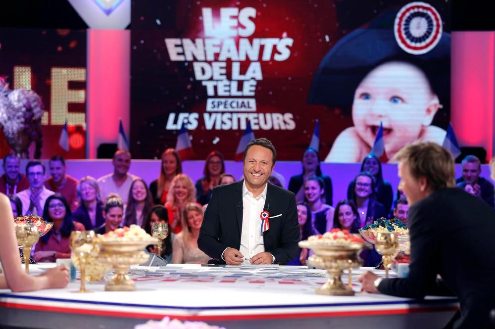 Les enfants de la télé émission spéciale Les visiteurs ce 5 avril sur TF1