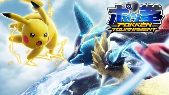 Nintendo veut révolutionner les jeux-vidéo de combat avec Pokken Tournament sur Wii U