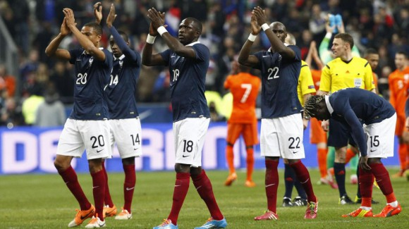 Voir le match de football Pays-Bas France en direct ce 25 mars sur TF1