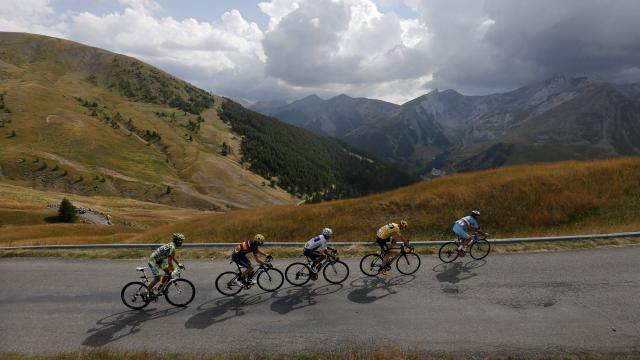Le cyclisme accueille le premier défi de l'année avec le Tour d'Italie 2016