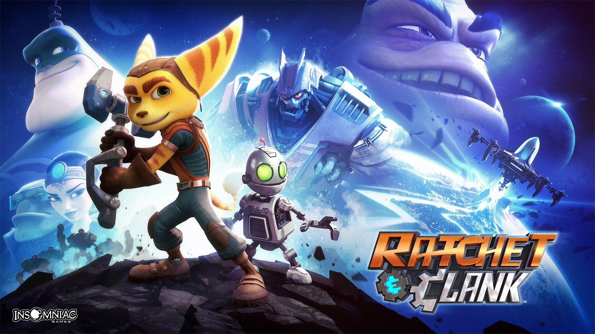 Ratchet & Clank sur PS4 s'offre un superbe remake du premier opus sortit en 2002