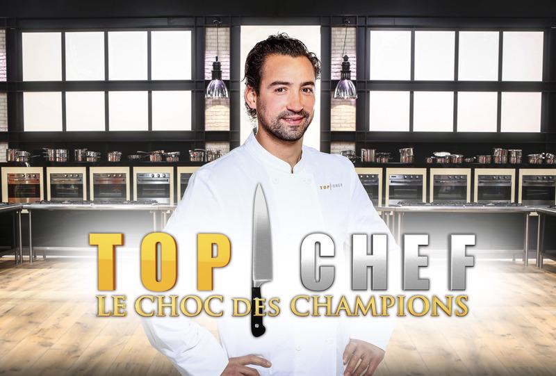 Voir Top Chef Le choc des champions 2016 en direct sur M6 ce 25 avril