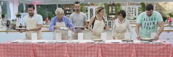 Le 2e épisode de l'émission Le meilleur pâtissier spéciale célébrités ce 1er juin sur M6