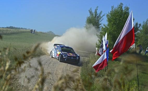 Le Championnat du Monde des Rallyes se poursuit avec le Rallye de Pologne 2016