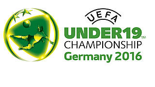 Les équipes du Championnat d'Europe de football U19 2016