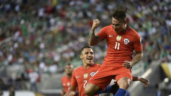 Les demi-finales de la Copa América 2016 mettent les USA, l'Argentine, le Chili et la Colombie en avant