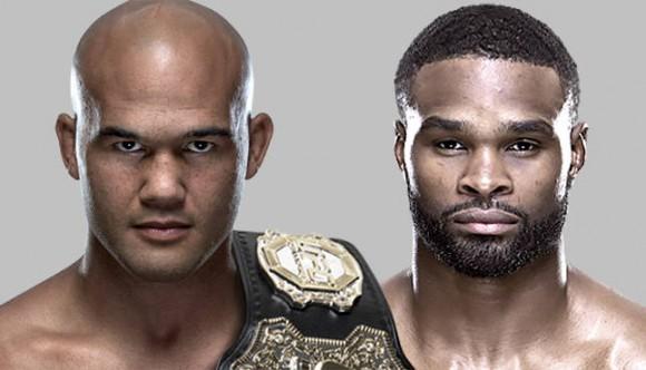L'UFC 201 met en avant le combat entre Robbie Lawler et Tyron Woodley