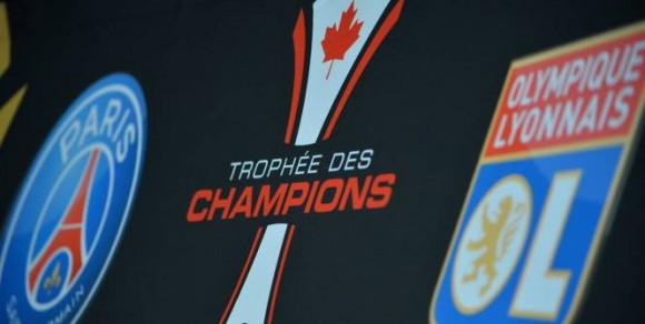 Le Trophée des Champions 2016 oppose le Paris Saint-Germain à Lyon