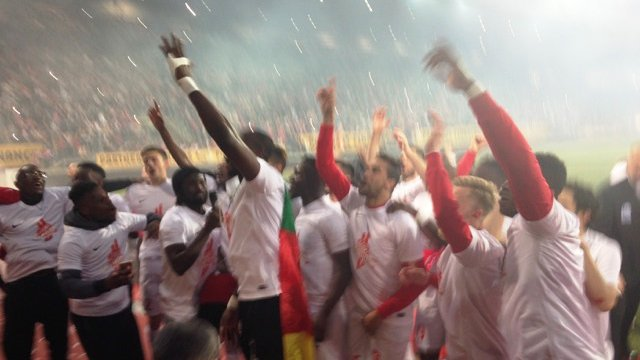 Les nouvelles équipes de la Ligue 1 de football 2016-2017