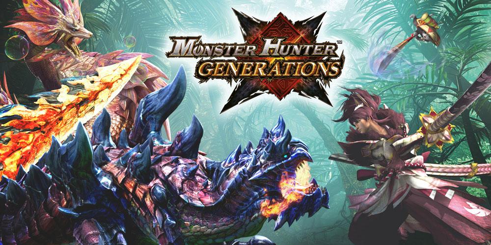 Monster Hunter Generations, une compilation et des améliorations en vue pour la Nintendo 3DS