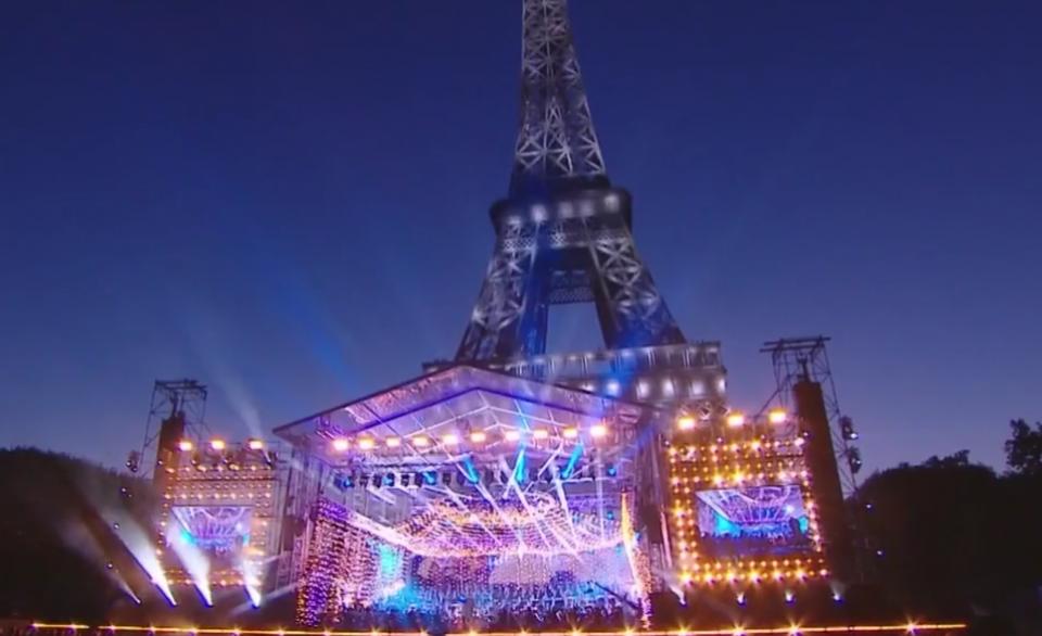 Regarder le concert de Paris ce 14 juillet sur France 2