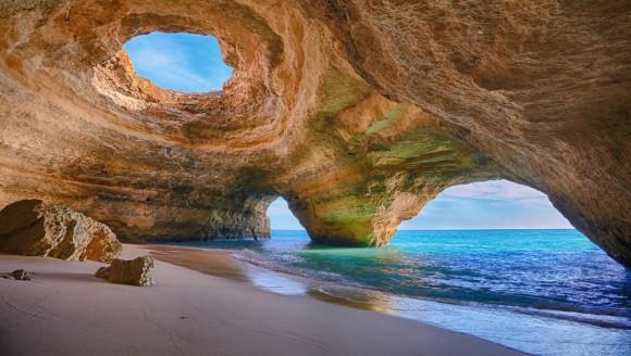 Portugal Benagil Cave Algarve