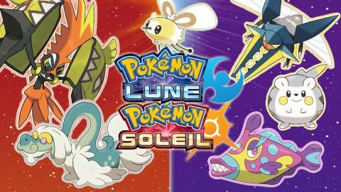 Pokemon Soleil et Pokemon Lune : les dernières infos avant la sortie