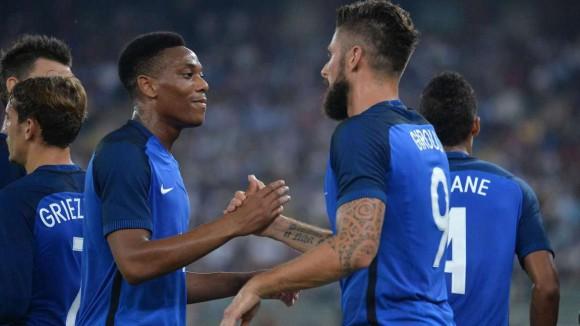 Voir le match Biélorussie France en direct : Résultat et score des Bleus en éliminatoires Coupe du Monde 2018