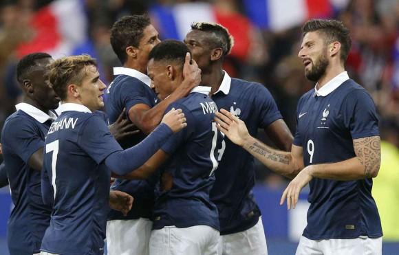Voir le match France Bulgarie en direct live : Résultat et résumé vidéo match des Bleus