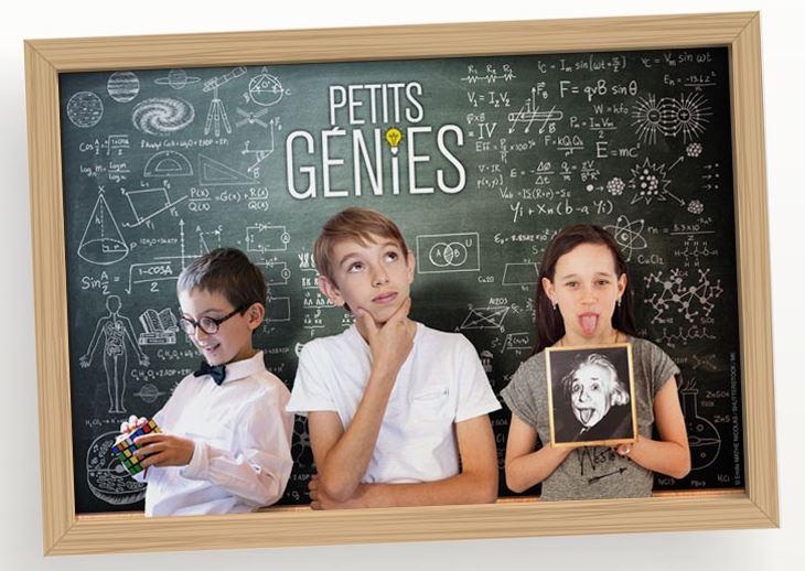 Regarder le premier épisode de Petits génies, à la découverte des enfants précoces sur M6