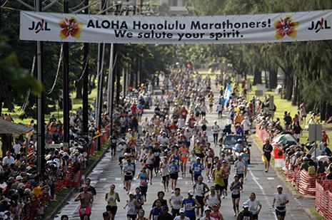 Vainqueurs Marathon d'Honolulu : Replay vidéo et résultat course à pied