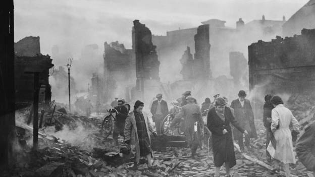 Le monde sous les bombes alliées en vidéo replay : Voir le documentaire sur la 2e Guerre mondiale sur France 3