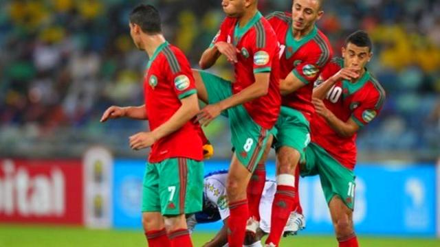 Match Egypte Maroc