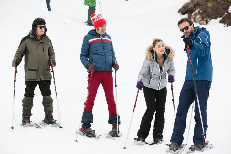 Nos chers voisins au ski à voir sur TF1 : MyTF1 et vidéo replay