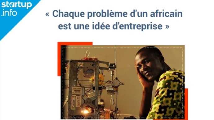 StartupAfro Startup Afrique