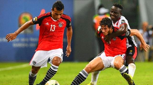 Match Burkina Faso Egypte