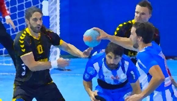 Match Handball Dunkerque Montpellier Hand