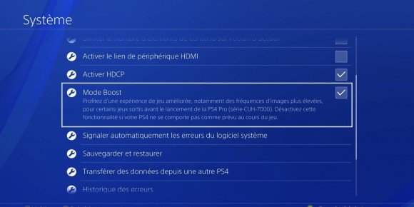 Mode boost pour la PS4 Pro, Sony à nouveau en tête des ventes et vers un prix record pour l'iPhone 8 ?