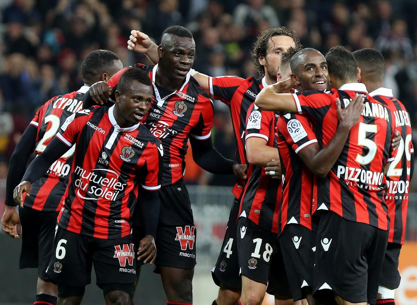 Regarder le football en direct : Résultat match Ligue 1 OGC Nice Montpellier et replay vidéo matchs Ligue 2