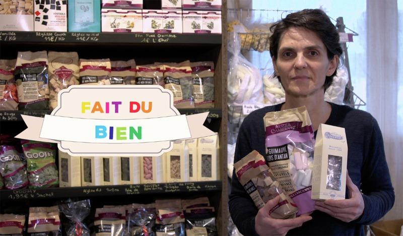 Le documentaire sur les bonbons flingueurs à voir en vidéo sur France 5